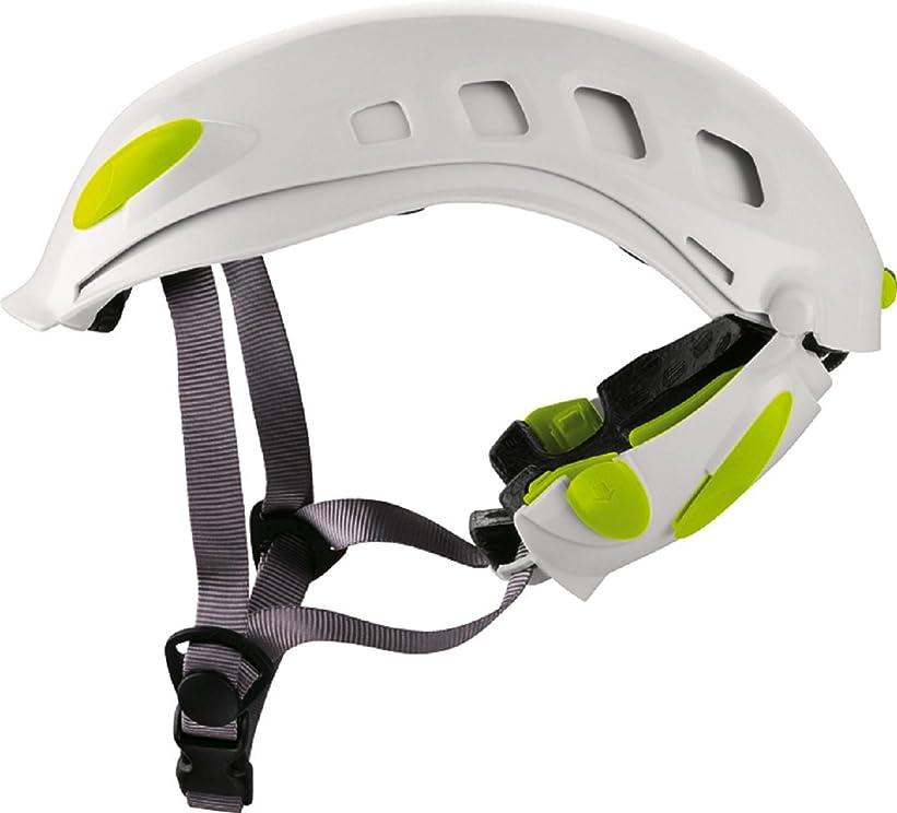 細い繊維盲信EDELRID(エーデルリッド) 登山 クライミング ヘルメット マディーロ ER72031 ホワイト(WT)