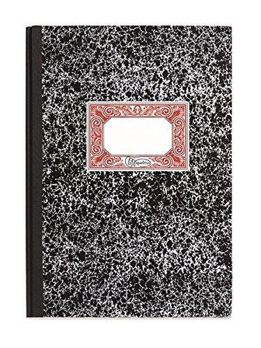 Miquelrius - Cuaderno Cartoné 4, 100 Hojas, Rayado 7 mm, Tapa de Cartón Duro Encolado