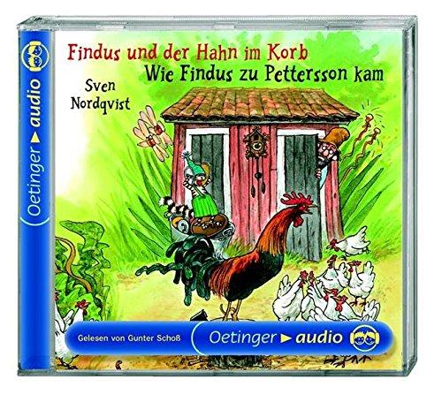 Findus und der Hahn im Korb / Wie Findus zu Pettersson kam: Lesung