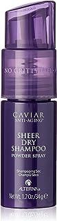 Alterna Caviar Anti-Aging Sheer Dry Shampoo for Unisex, 34g