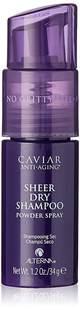 Caviar Anti-Aging Sheer Dry Shampoo, 1.2-Ounce