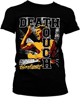 Bloodsport Officially Licensed Death Touch Women T-Shirt