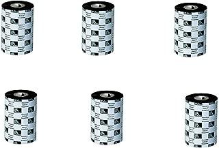 Zebra Technologies 05095BK11045 5095 Resin Ribbon, 4.33