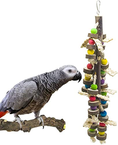 Pack of 4 Jingle Bell Steel Parrot Toy Making Parts
