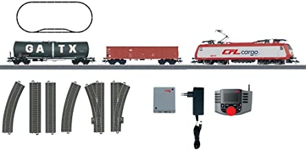 Märklin 29351 - Digital Starter Pack Benelux, Entrantes