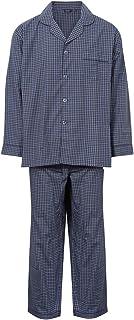 Champion Mens Polycotton Long Pyjama Lounge Wear Set