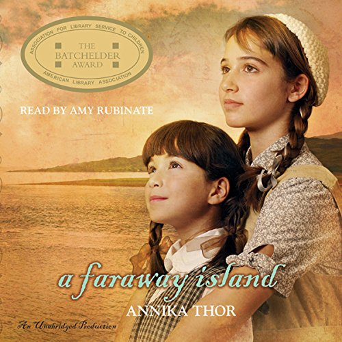 A Faraway Island audiobook cover art