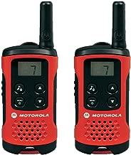 Motorola Walkie Talkie T40, Twin Pack