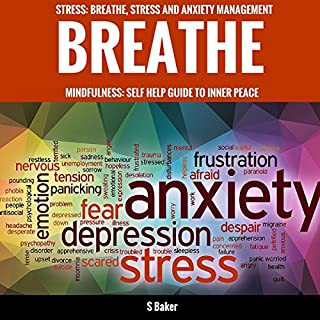 Breathe: Self-Help Guide to Stress and Anxiety Management                   By:                                                                                                                                 Sue Baker                               Narrated by:                                                                                                                                 Dee Dee Abrams                      Length: 2 hrs and 51 mins     29 ratings     Overall 4.6