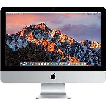 Apple iMac MNDY2LL/A 21.5 Inch, 3.0GHz Intel Core i5, 8GB RAM, 1TB HDD, Silver (Renewed)