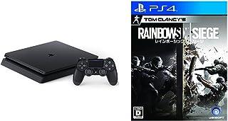 PlayStation 4 ジェット・ブラック 1TB(CUH-2000BB01) + レインボーシックス シージ - PS4 セット