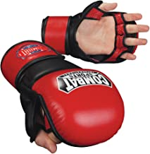 Combat Sports Safety MMA Training Sparring Gloves