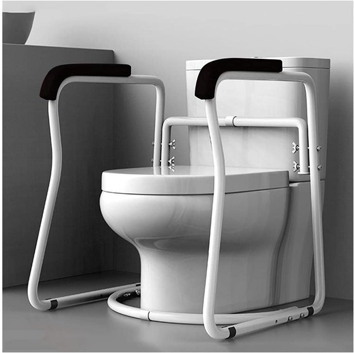 Toilet Stand Standing Aids Over item handling ☆ Support Ant Safety Regular dealer