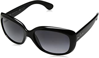 RAY-BAN Women's RB4101 Jackie Ohh Sunglasses,...