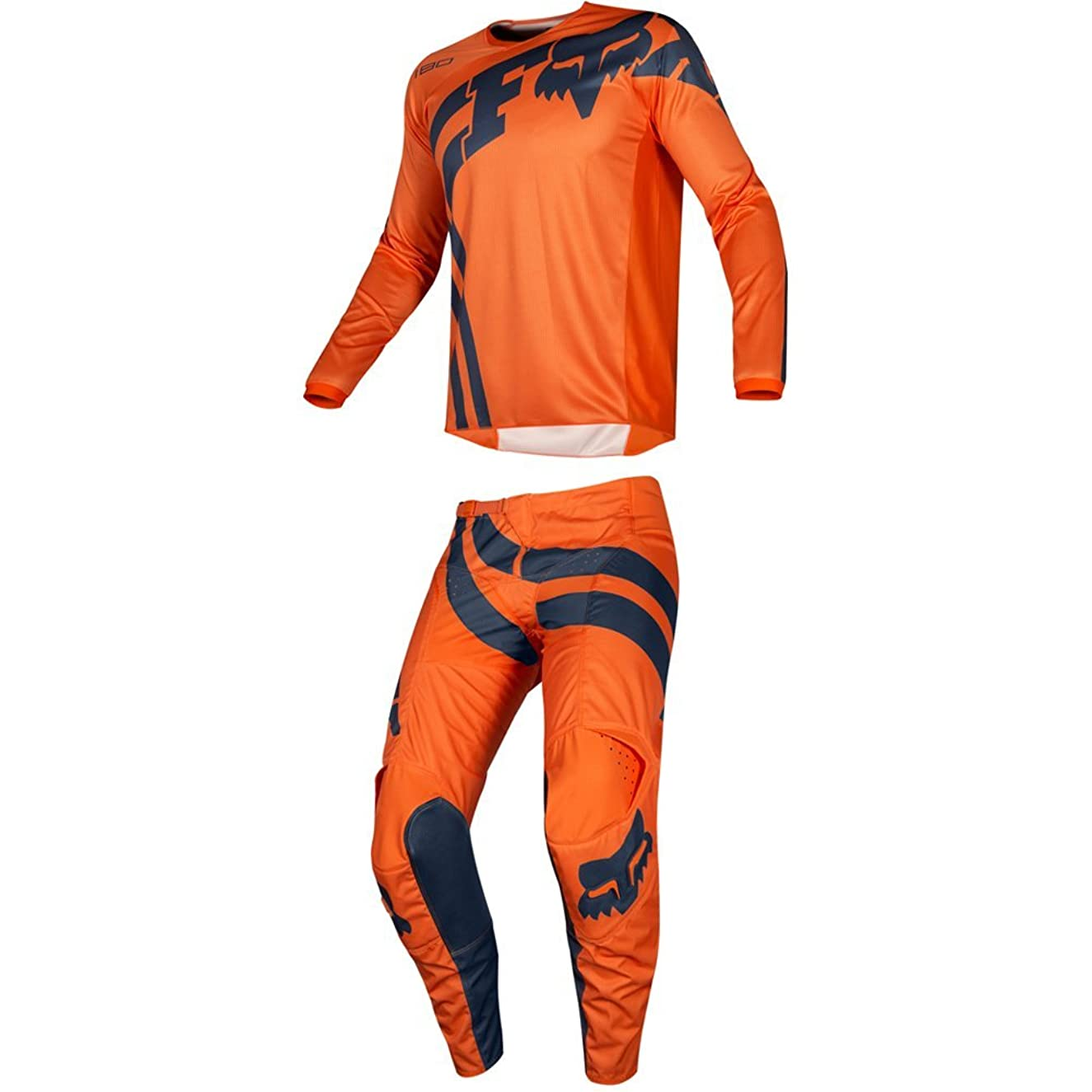 Fox Racing 2019 YOUTH 180 COTA Jersey and Pants Combo Offroad Riding Gear Orange XL Jersey/Pants 28W