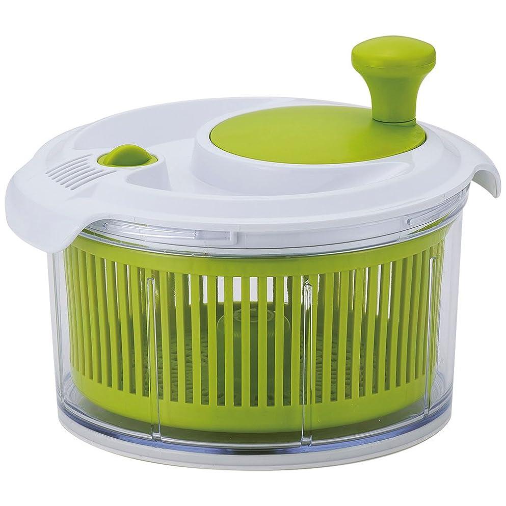フォージにんじんそのような和平フレイズ サラダスピナー 野菜水切り器 16cm ジー?クック GC-140