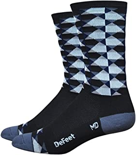 DeFeet Aireator High Ball Socks