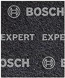 Bosch Professional 2608901219 Expert N880-Almohadillas de Fieltro (2 Unidades, 115 x 140 mm, Grado Mediano, tamaño S)