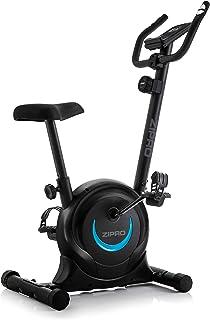 Zipro Vuxen magnetisk träningscykel motionscykel One S upp till 110 kg, svart, en storlek, enhetsstorlek
