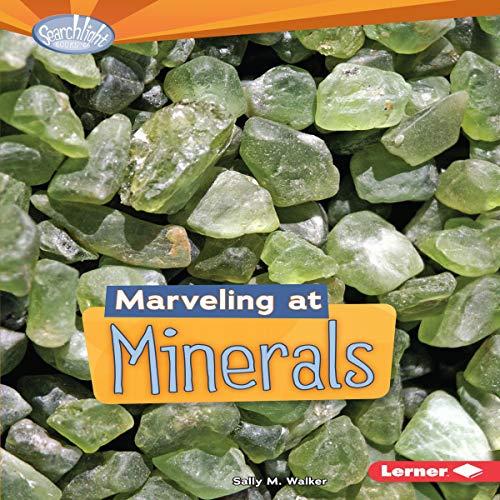 『Marveling at Minerals』のカバーアート