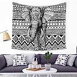 Hippy Mandala bohemio tapices elefante indio pared...