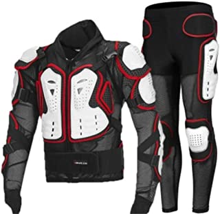 Cross-Country Motorcycle Armor Clothing Riding Racing Anti-Wrestling Anti-Fall Clothing Protective Vest Armor Helmet