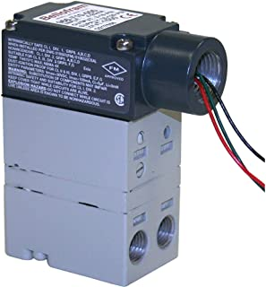 Bellofram T1500 Intrinsically Safe Transducer 966-710-000, 3-15 PSI