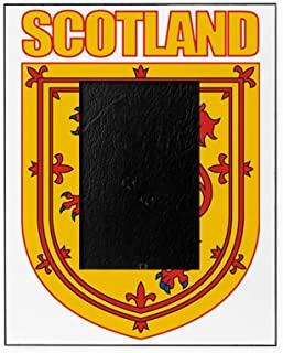 CafePress Scotland Lesser Arms Decorative 8x10 Picture Frame