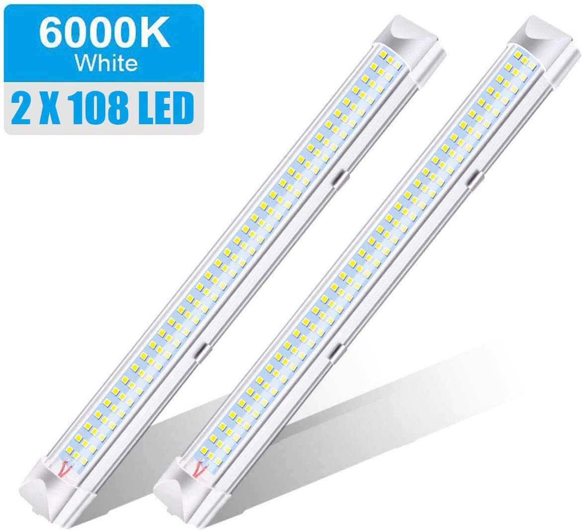 ROYFACC 108 LED Interior Light Lighting Strip Universal Bar Spring new work one after another Lamp New arrival