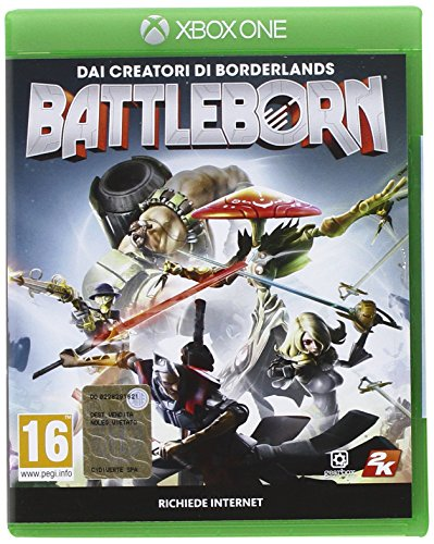 T2 Take Two Interactive Sw XB1 SWX10186 Battleborn