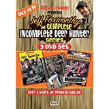 Jeff Foxworthy The Complete Incomplete Deer Hunter Series 3 DVD set