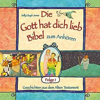 """Die """"Gott hat dich lieb""""-Bibel zum Anhören 1 Titelbild"""