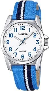 Reloj Análogo clásico para Unisex de Cuarzo con Correa en Nailon K5707/2