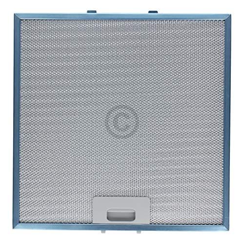 DL-pro Filtro de grasa metálico para campana extractora Whirlpool Bauknecht 481248058144 Indesit C00345798 Elica GF02HB F209