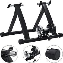 vidaXL Rodillo de Entrenamiento de Acero Fitness Musculación Cardio Bicicletas de Ejercicio Soportes Ciclismo Interiores Gimnasio 26