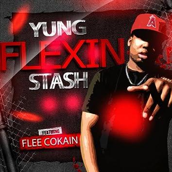 Flexin (feat. Flee Cokain)