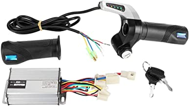 Duokon 36V Bo/îte de contr/ôleur bross/ée avec moteur 36V 800W avec poign/ée de gaz pour scooter /électrique de v/élo E-Bike