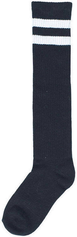 Max Super intense SALE 65% OFF Amscan Striped Athletic Knee High Black Socks 19