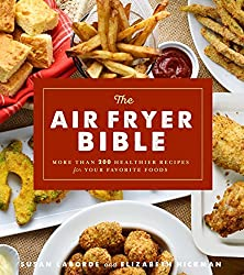 Click to see The Air Fryer Bible on Amazon
