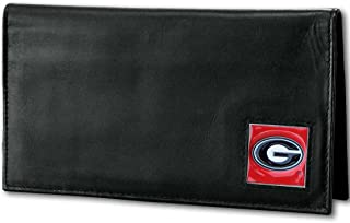 georgia bulldogs checkbook cover