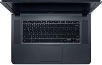 """2018 Acer 15.6"""" HD WLED Chromebook 15 with 3X Faster WiFi Laptop Computer, Intel Celeron Core..."""