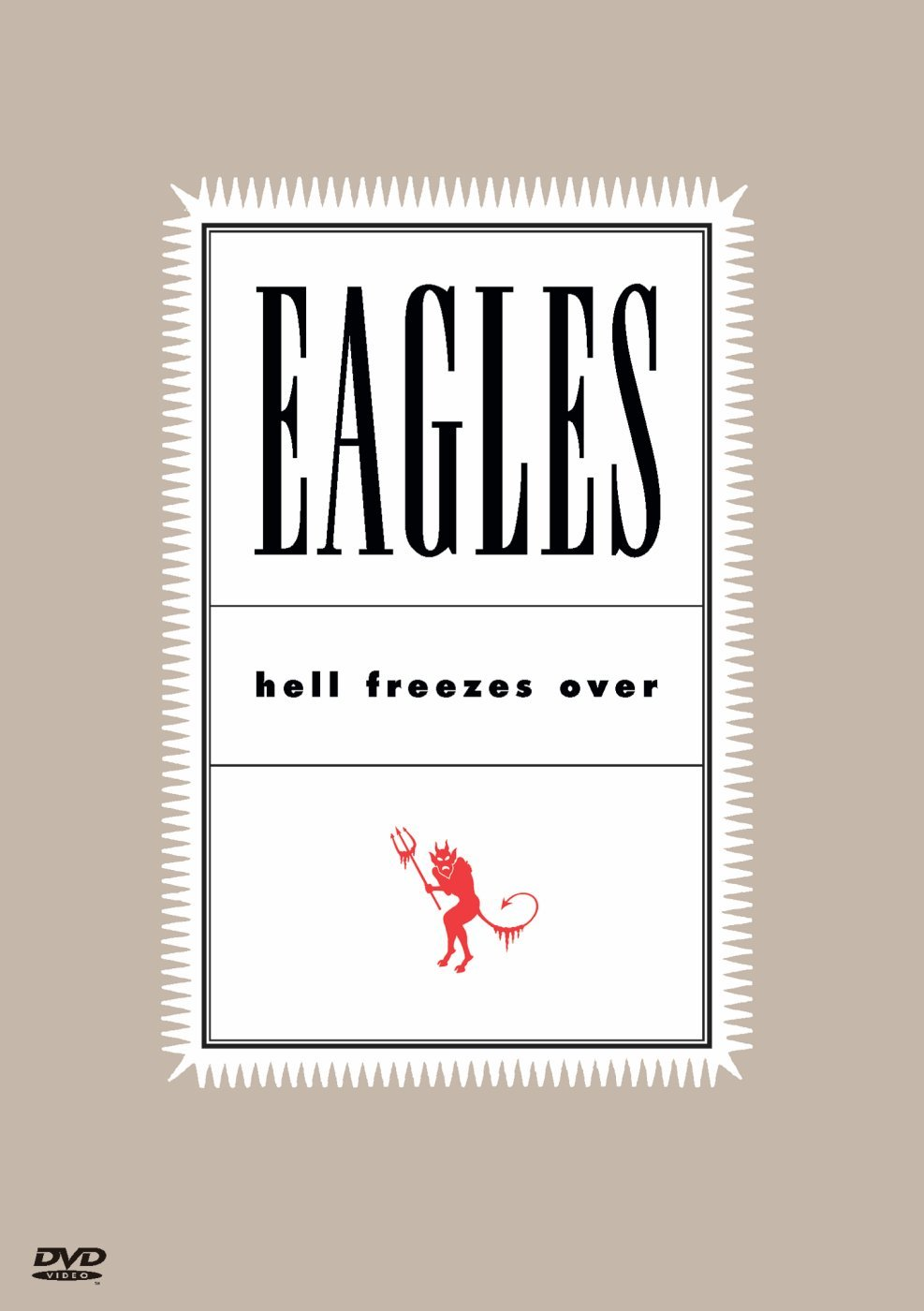 The Cheap mail order shopping Eagles - Many popular brands Freezes Hell Over