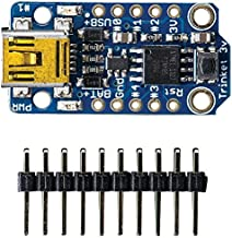 Adafruit Trinket - Mini Microcontroller - 3.3V Logic [ADA1500]