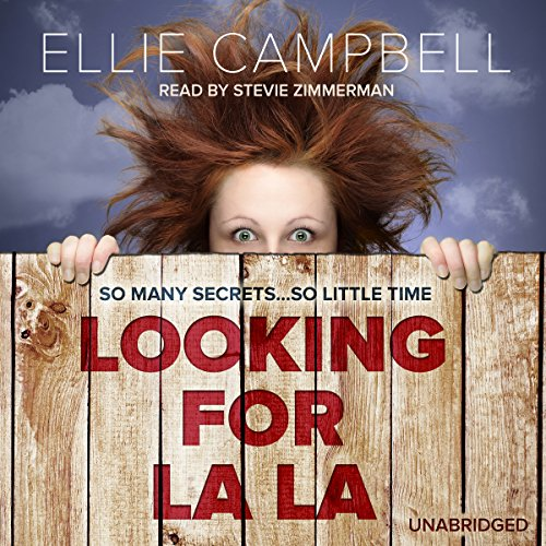 Looking for La La audiobook cover art