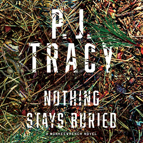 Nothing Stays Buried audiobook cover art