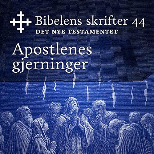Apostlenes Gjerninger (Bibel2011 - Bibelens skrifter 44 - Det Nye Testamentet) cover art