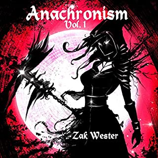 Anachronism, Vol. 1 audiobook cover art