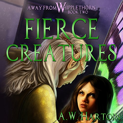 Fierce Creatures cover art