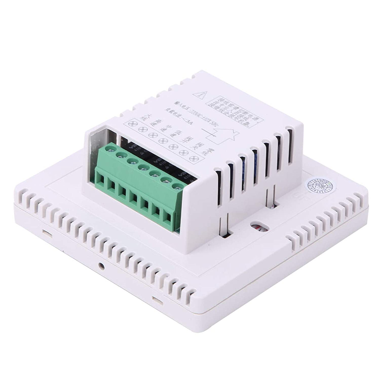 High Accuracy LCD Thermostat Fan Coil Controller for Industry fo