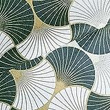 NOVELY® Ornella Art Deco Vintage Satin-Look glänzender